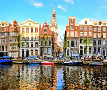 Amsterdam Airfare Deals