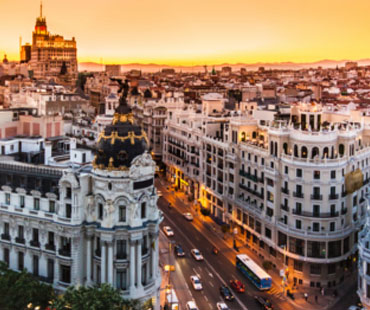 Madrid Airfare Deals