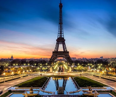 Paris Airfare Deals